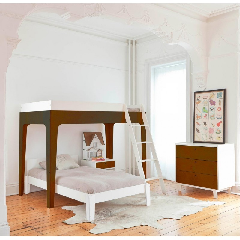 Twin Bunk Bed Perch Oeuf Nyc Will Be The Centre Piece Of Any Kids Room
